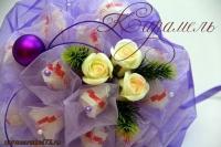 Виолетта новогодняя