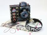 Фотоаппарат Canon Mark II